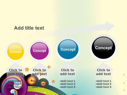 Groove PowerPoint Template Slide 13