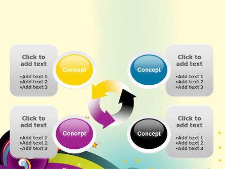 Groove PowerPoint Template Slide 9