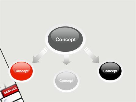 High-Tech Service PowerPoint Template, Slide 4, 07549, Careers/Industry — PoweredTemplate.com