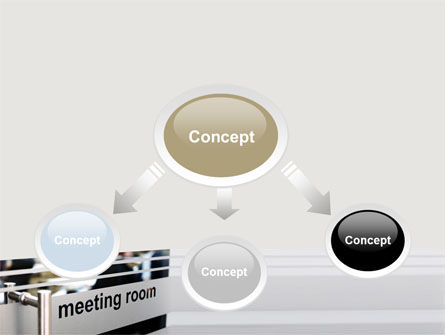 Meeting Room PowerPoint Template, Slide 4, 07553, Business — PoweredTemplate.com