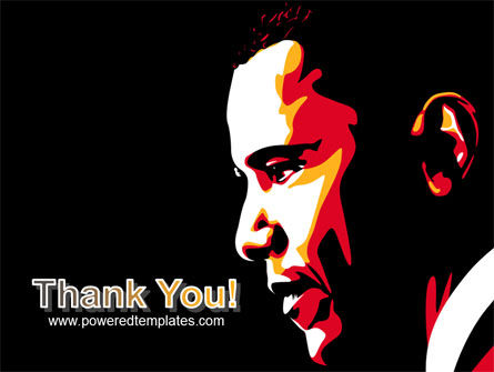 Barack Obama PowerPoint Template Slide 20