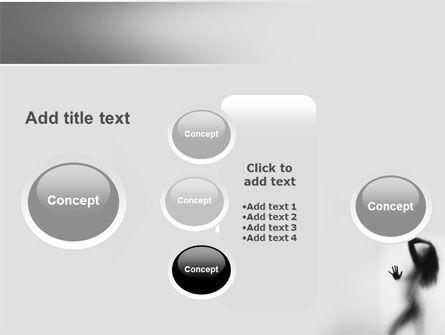 Nude Girl PowerPoint Template Slide 17