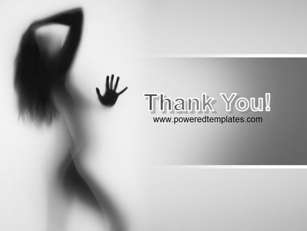 Nude Girl PowerPoint Template Slide 20