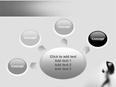Nude Girl PowerPoint Template Slide 7