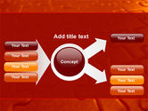 Puzzle Field PowerPoint Template#14