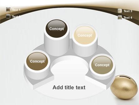 Money Box PowerPoint Template Slide 12