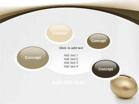 Money Box PowerPoint Template Slide 16