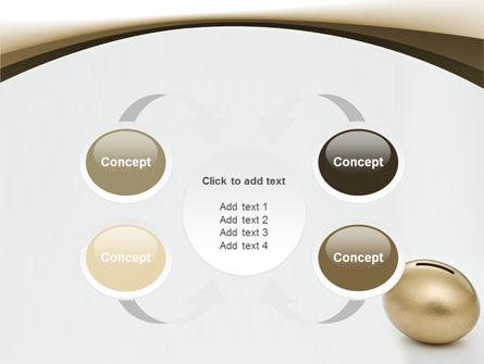 Money Box PowerPoint Template Slide 6