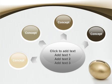 Money Box PowerPoint Template Slide 7