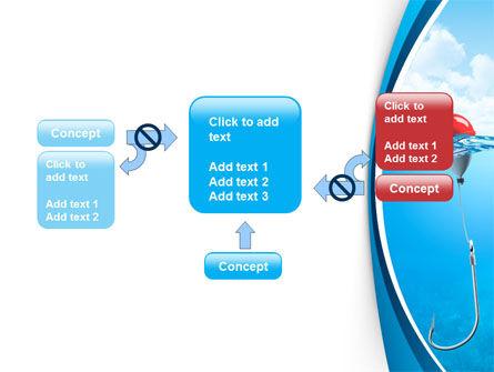 Fishhook PowerPoint Template Slide 13