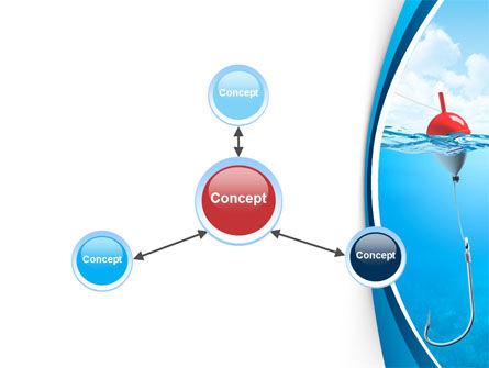 Fishhook PowerPoint Template Slide 14
