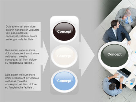 Teamwork Conference PowerPoint Template Slide 11