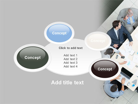 Teamwork Conference PowerPoint Template Slide 16