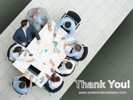Teamwork Conference PowerPoint Template Slide 20