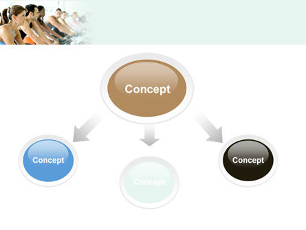 Exercising PowerPoint Template Slide 4