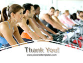 Exercising PowerPoint Template#20