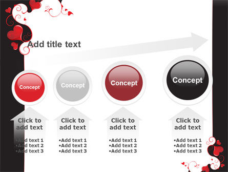 Love Heart Theme PowerPoint Template Slide 13