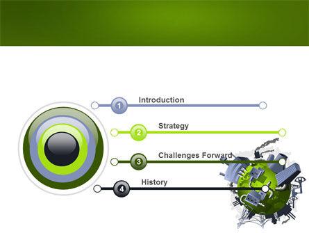 Pollution Control PowerPoint Template, Slide 3, 07574, Utilities/Industrial — PoweredTemplate.com