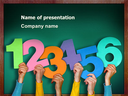 Giving Points PowerPoint Template