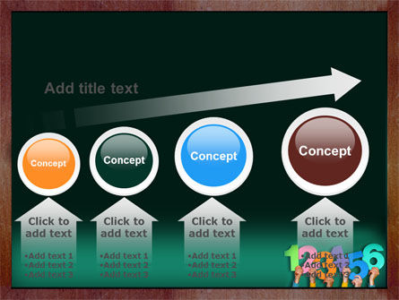 Giving Points PowerPoint Template Slide 13