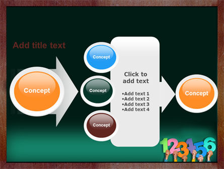 Giving Points PowerPoint Template Slide 17