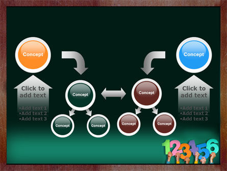Giving Points PowerPoint Template Slide 19