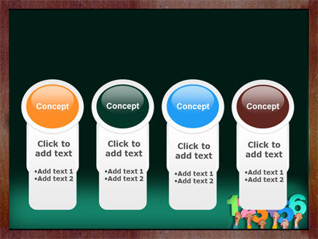Giving Points PowerPoint Template Slide 5