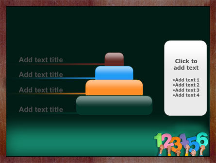 Giving Points PowerPoint Template Slide 8