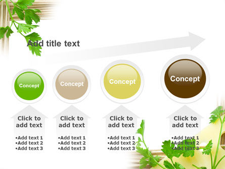 Noodle Frame PowerPoint Template Slide 13