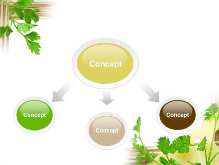 Noodle Frame PowerPoint Template, Slide 4, 07579, Food & Beverage — PoweredTemplate.com