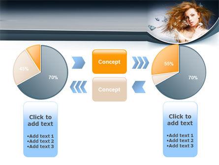 Beauty Design PowerPoint Template Slide 11