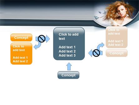 Beauty Design PowerPoint Template Slide 13
