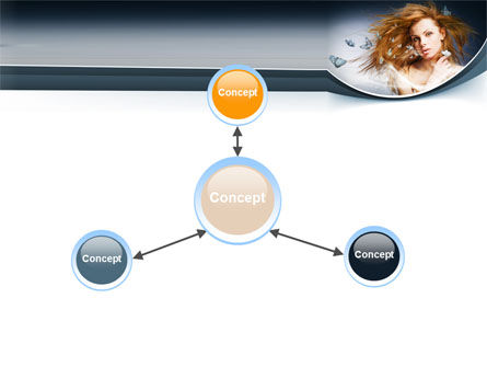 Beauty Design PowerPoint Template Slide 14