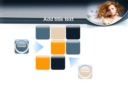 Beauty Design PowerPoint Template Slide 16