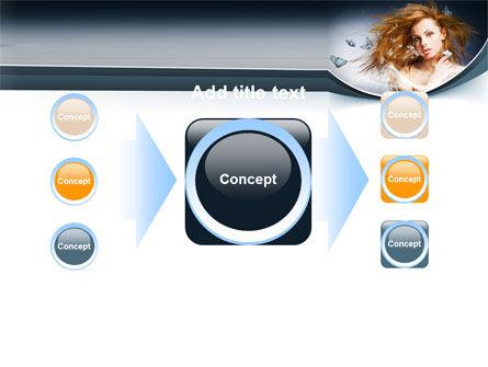 Beauty Design PowerPoint Template Slide 17