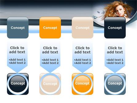 Beauty Design PowerPoint Template Slide 18