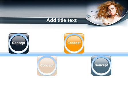 Beauty Design PowerPoint Template Slide 19