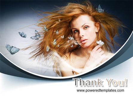 Beauty Design PowerPoint Template Slide 20
