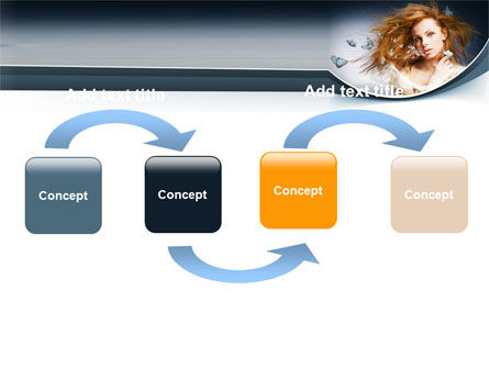 Beauty Design PowerPoint Template, Slide 4, 07580, Careers/Industry — PoweredTemplate.com