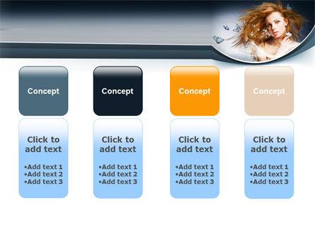 Beauty Design PowerPoint Template Slide 5