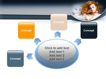 Beauty Design PowerPoint Template Slide 7
