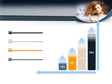 Beauty Design PowerPoint Template Slide 8