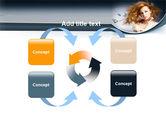 Beauty Design PowerPoint Template#6