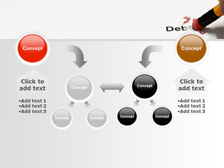 Debt Liquidation PowerPoint Template Slide 19