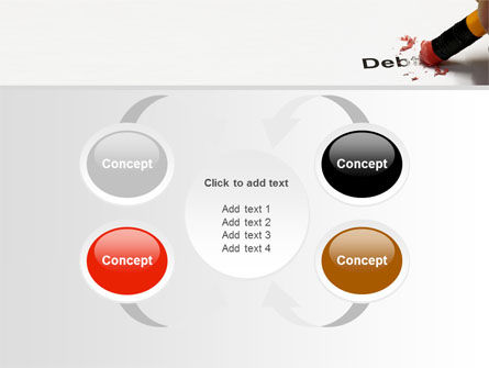 Debt Liquidation PowerPoint Template Slide 6