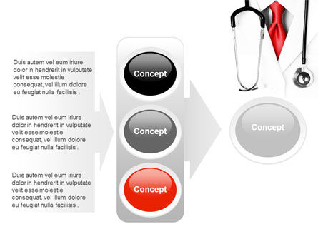 Rigorous Doctor PowerPoint Template Slide 11