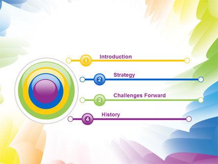 Design Materials PowerPoint Template, Slide 3, 07596, Abstract/Textures — PoweredTemplate.com