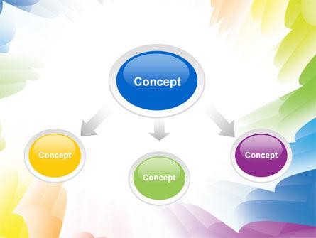 Design Materials PowerPoint Template, Slide 4, 07596, Abstract/Textures — PoweredTemplate.com
