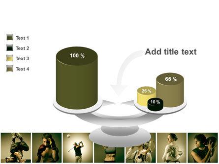Sport Activities PowerPoint Template Slide 10