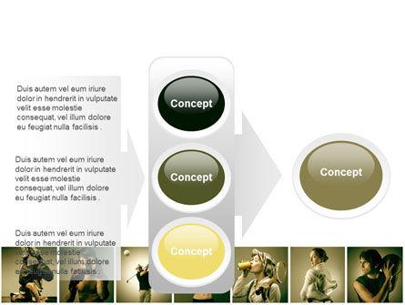 Sport Activities PowerPoint Template Slide 11
